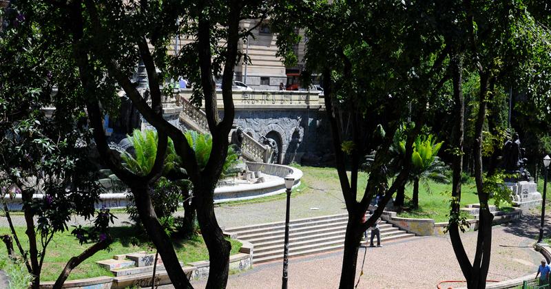 O desafio de planejar a cidade – Foto: Marcos Santos/USP Imagens