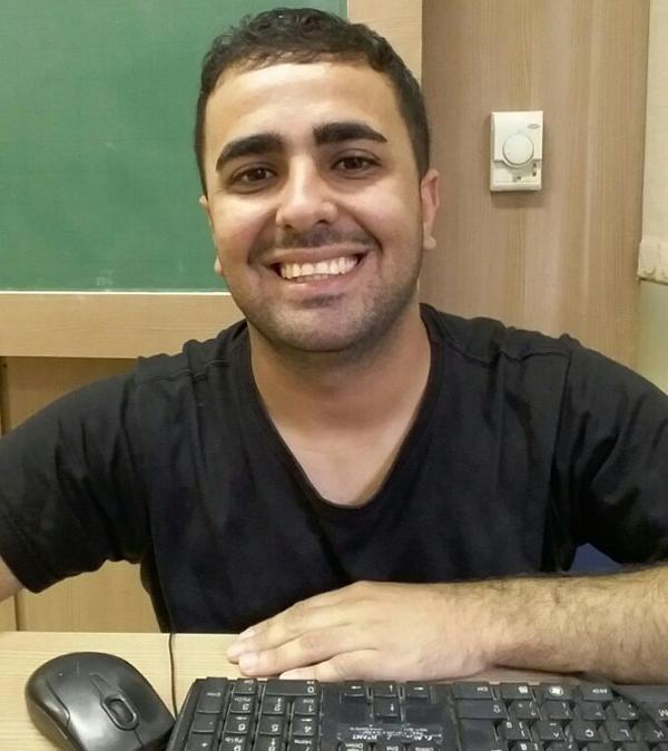Vinícius Andrade, 21 anos, idealizador do Projeto Salvaguarda