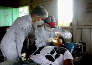 Atendimento odontológico - Foto: Cecília Bastos/USP Imagens