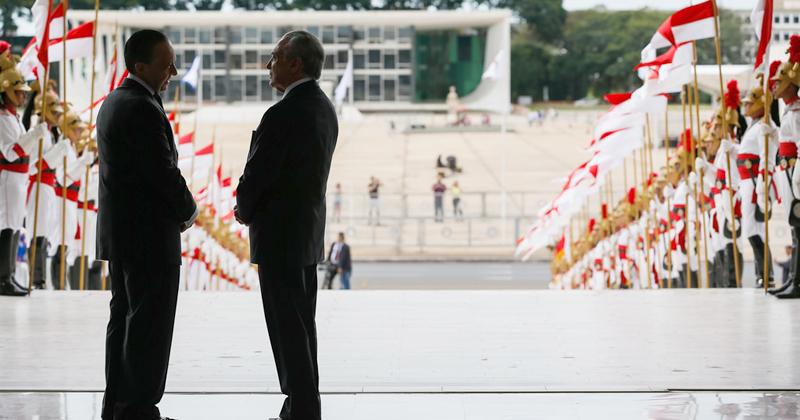 Visita Oficial do Presidente da Argentina, Maurício Macri - Foto: Palácio do Planalto via Visual Hunt
