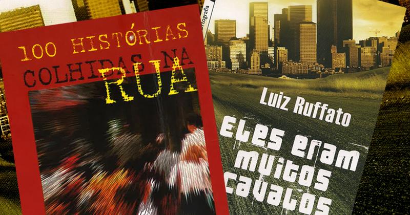 Livros apresentam a cidade de São Paulo contemporânea - Foto: Montagem sobre capas/Reprodução