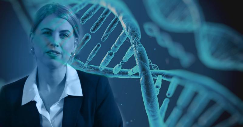 Elizabeth Parrish, da empresa BioViva: experiência com terapia de DNA - Foto: Divulgação/BioViva Science