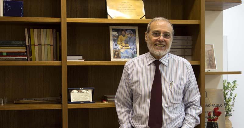Superintendente de Assistência Social, Waldyr Jorge. Foto: Hérika Dias