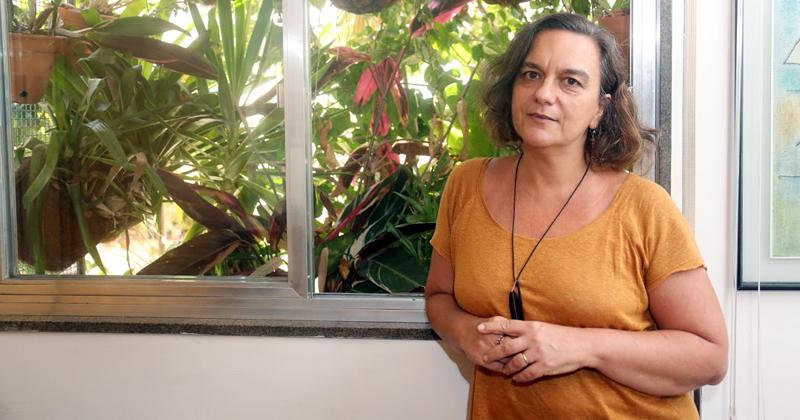 O rap traz para perto o que a sociedade quer manter longe, afirma a psicanalista Marta Quaglia Cerruti - Foto: Cecília Bastos/USP Imagens