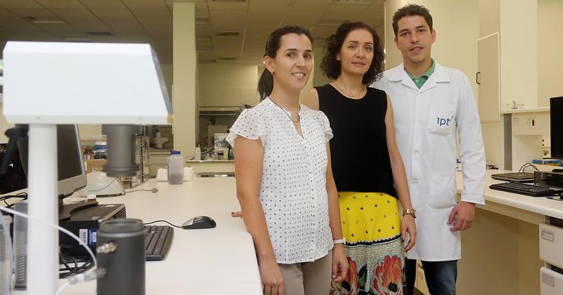 Natália Cerise, Carlota Yagui e Valker Feitosa - Foto: Cecília Bastos/USP Imagem