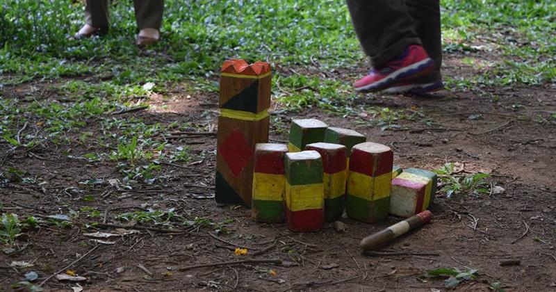 Foto: II Seminário Internacional de Jogos Tradicionais e Lazer