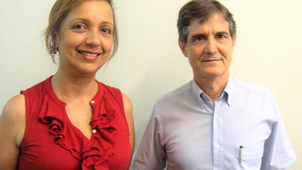 A doutoranda Maria Luísa Lopes de Faria foi orientada pelo Professor Doutor Carlos Eduardo Cugnasca da Escola Politécnica da USP - Foto: Divulgação