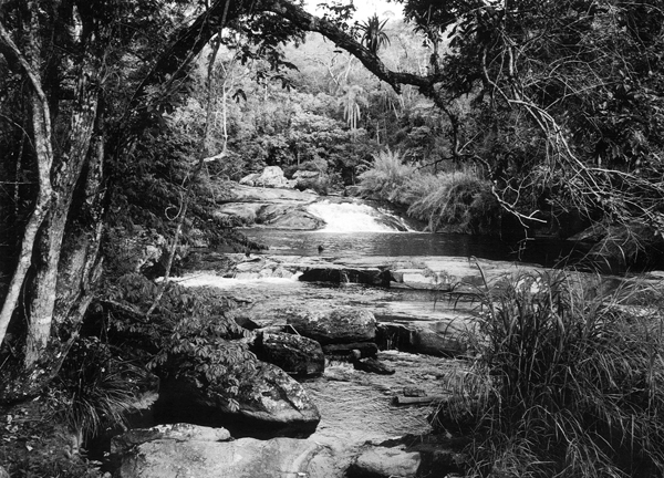 A Cachoeira do Desterro - Foto: Pedro Ribeiro