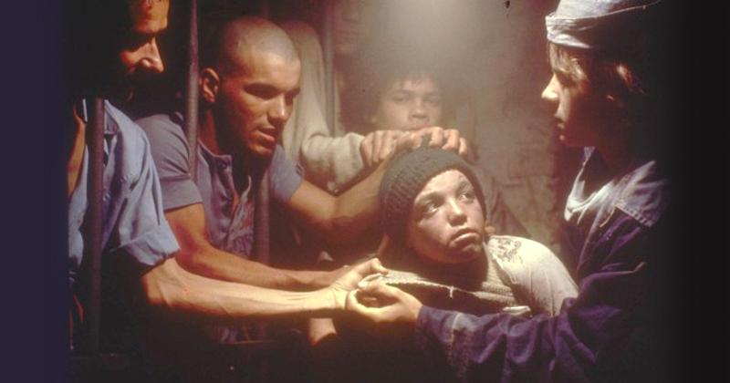 """Cena do filme """"Pixote, a lei do mais fraco"""", de Hector Babenco - Foto: Divulgação"""