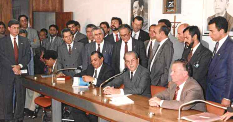 Luiz Estevão conta bastidores da CPI do Orçamento