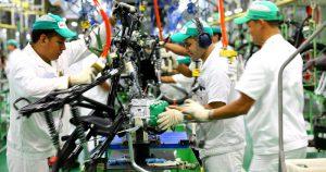 Brasil passa por processo de desindustrialização