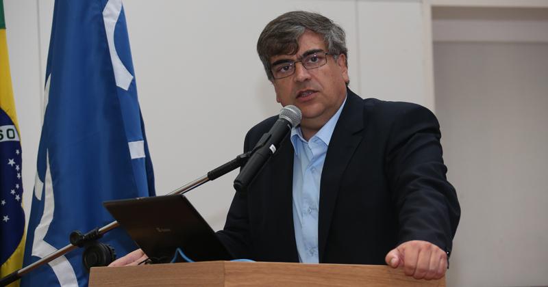 Carlos Gilberto Carlotti Junior , pró reitor de pós graduação - Foto Cecília Bastos/USP Imagens
