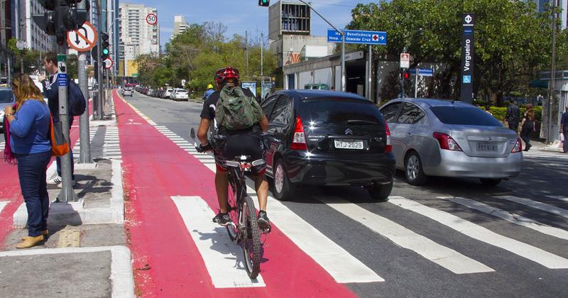 Bicicleta - Foto: Marcos Santos/USP Imagens