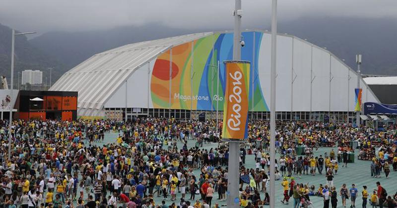 Visitantes no Parque Olímpico durante os Jogos Paralímpicos Rio 2016 - Foto: Fernando Frazão/Agência Brasil via Fotos Públicas