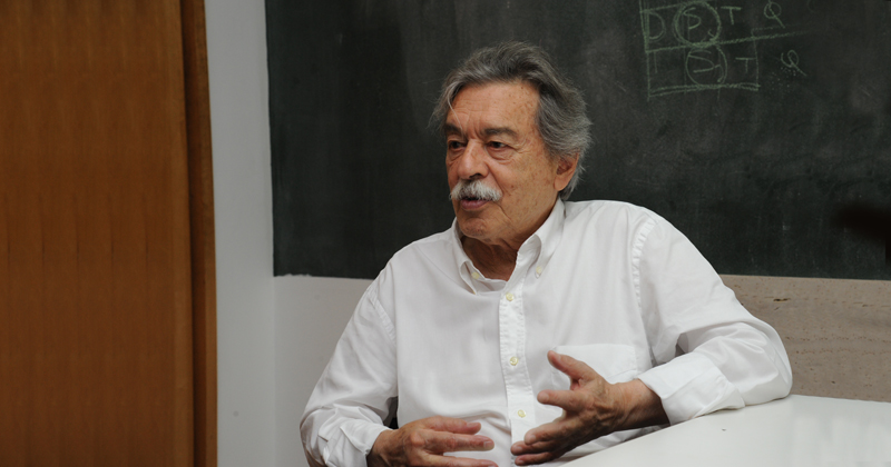 Paulo Mendes da Rocha: um dos mais premiados arquitetos da atualidade - Foto: Arquivo/USP Imagens