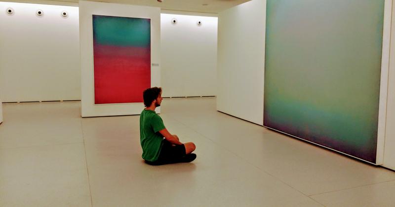 Nas telas de Lucena, contemplação e silêncio - Foto: Divulgação