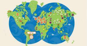 Festival de ciência começa na segunda-feira em bares de 22 cidades