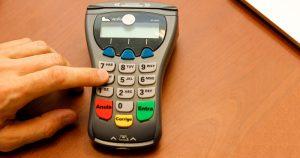 Máquinas de pagamento eletrônico podem ser suscetíveis a ataques