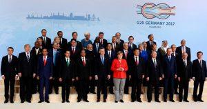 G20 mostra EUA isolacionistas em acordos comerciais e ambientais