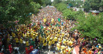 Doenças virais também podem ser transmitidas no Carnaval