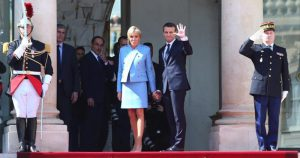Cem dias de Emmanuel Macron e a impopularidade