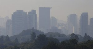 Alerta da OMS: poluição mata mulheres e crianças