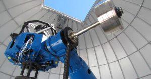 Telescópio brasileiro fotografa nova fonte de ondas gravitacionais