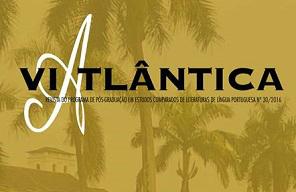 """Lançada nova edição de """"Via Atlântica"""", revista sobre literaturas de Língua Portuguesa"""