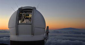 Programa espacial detecta primeiro corpo interestelar no sistema solar