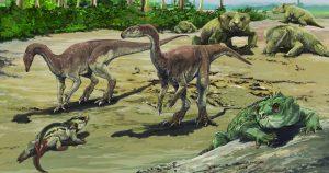 """Encontrado no Brasil """"tataravô"""" de dinossauros gigantes"""