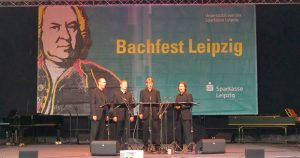"""""""Manhã com Bach"""" traz cantatas apresentadas no Bachfest"""