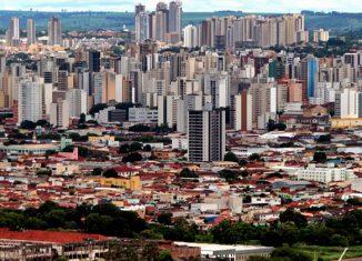 Vista parcial de Ribeirão Preto - Foto: MateusZF Mateus Záccaro via Wikimedia Commons / CC BY-SA 2.0