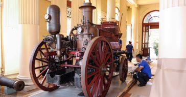 Museu Paulista inicia transferência de acervo com 30 mil objetos