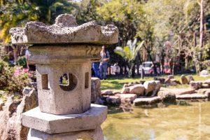Jardim Japonês do Instituto de Biociências reabre após reforma