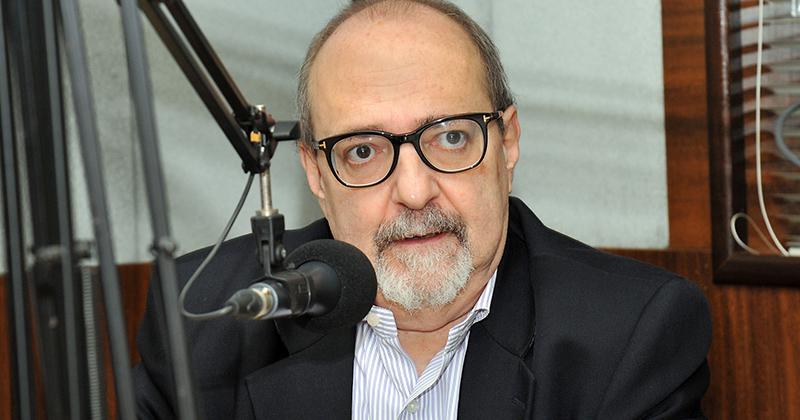 Sérgio Adorno, coordenador do NEV – Núcleo de Estudos da Violência – Foto: Jorge Maruta / USP Imagens