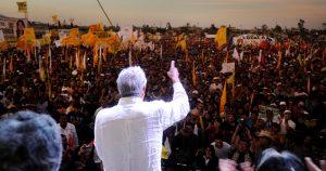 Esquerda no México se torna a primeira força política do País