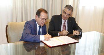 USP e Caixa Econômica Federal assinam convênio para parceria tecnológica