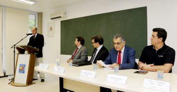 Novo diretor do Cebimar assume com compromisso de manter a excelência