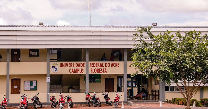 As pesquisas da USP em Mâncio Lima e Cruzeiro do Sul contam com o apoio do Campus Floresta da Universidade Federal do Acre (Ufac) - Foto: Cecília Bastos/USP Imagens