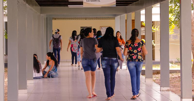 Várias pesquisas da USP são realizadas em conjunto com pesquisadores do Campus Floresta da Ufac - Foto: Cecília Bastos/USP Imagens