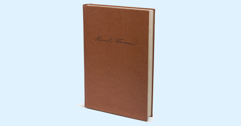 Caixa com os dois volumes de L'Ami des arts livré à lui-même – Imagem: Divulgação