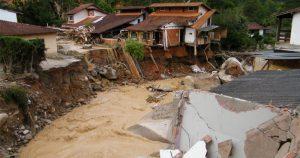 """Plano para lidar com desastres só é feito onde risco é """"intolerável"""""""