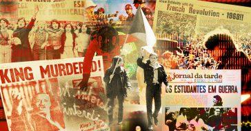 Com a rua como cenário e os jovens como protagonistas, 1968 faz história
