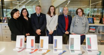 Pró-Reitoria de Graduação e Edusp lançam seis livros didáticos