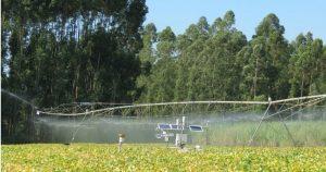 Doações de equipamentos de irrigação ajudam pesquisas na USP