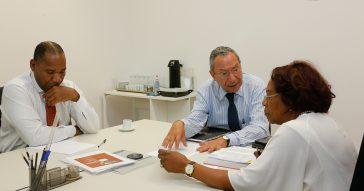 Comissão discute as políticas de inclusão da Universidade