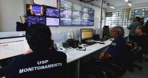 USP inaugura Centro de Monitoramento Eletrônico