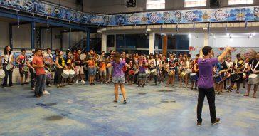 Bloco formado por estudantes universitários desfilará no Carnaval