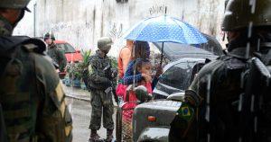 Intervenção federal no Rio de Janeiro completa uma semana