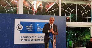 Professor da USP assume presidência da Politzer Society